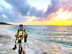 Craig Watson, ACJV Assistant Coordinator and Piping Plover Finder!